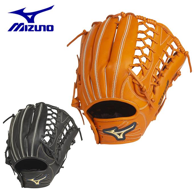 ミズノ 野球 一般軟式グラブ 外野手用 メンズ 軟式用 セレクトナイン 外野手向け サイズ14 1AJGR22707 MIZUNO