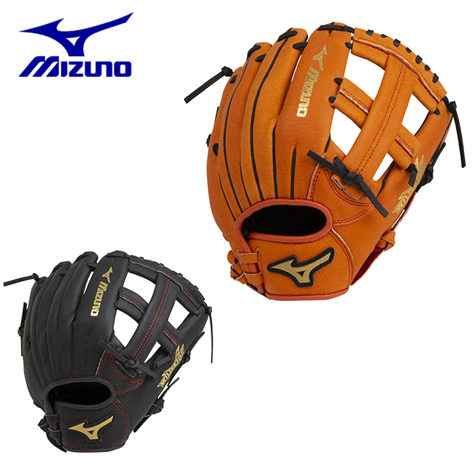 ミズノ 野球 少年軟式グラブ オールラウンド用 ジュニア 少年軟式用ワイルドキッズ サイズ3S 1AJGY13300 MIZUNO