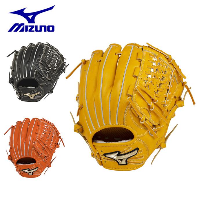 ミズノ 野球 硬式グラブ オールラウンド用 メンズ 硬式用 グローバルエリート HSelection02+ プラス サイズ10 1AJGH22410 MIZUNO