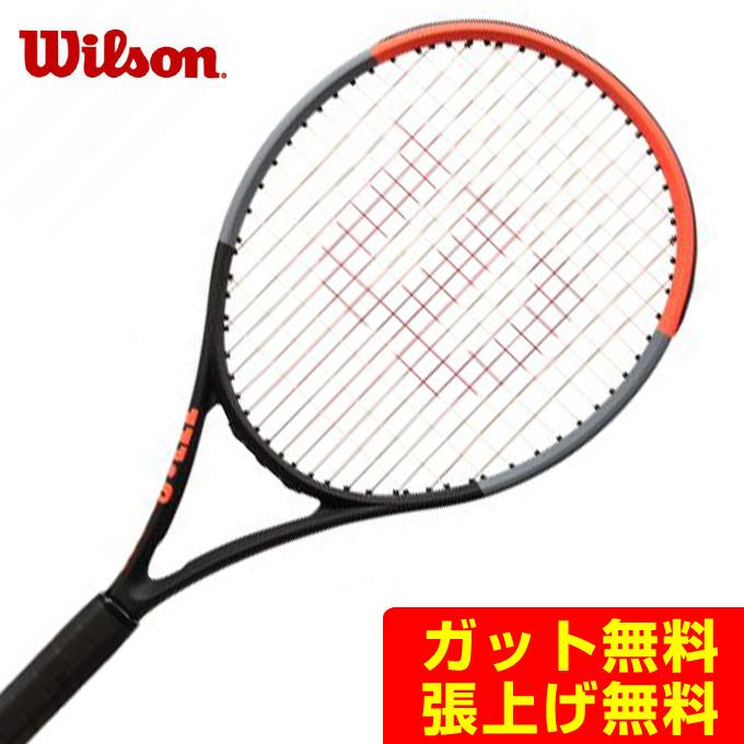 ウィルソン 硬式テニスラケット クラッシュ100S WR037011S Wilson