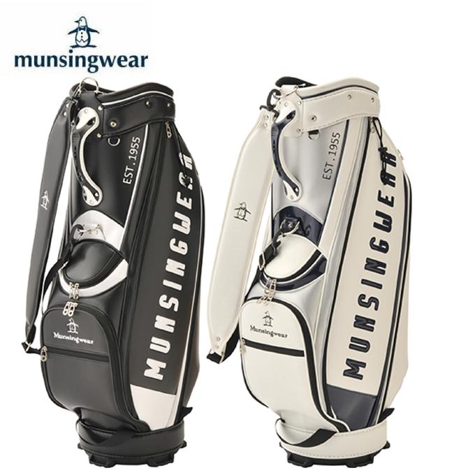 マンシング Munsingwear キャディバッグ メンズ MQBPJJ05