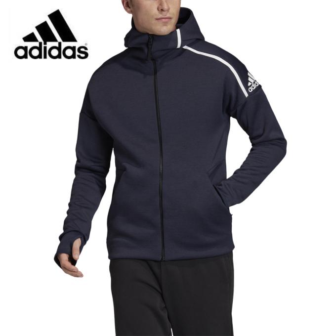 【エントリーで9倍 8/10~8/11まで】 アディダス スウェットジャケット メンズ Z.N.E. フーディー ファストリリース ジャケット FL3993 EVT16 adidas
