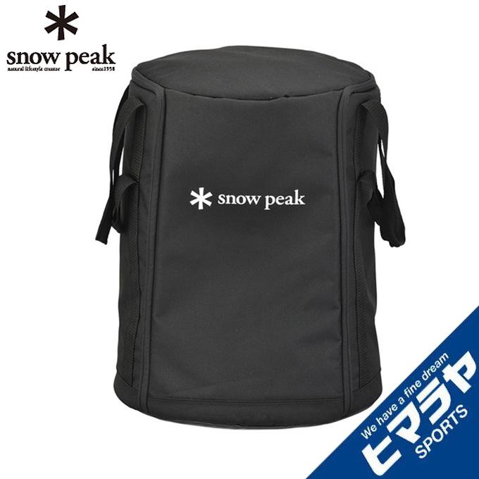 【5/5はクーポンで1000円引&エントリーかつカード利用で9倍】 スノーピーク ストーブケース スノーピークストーブバッグ BG-100 snow peak