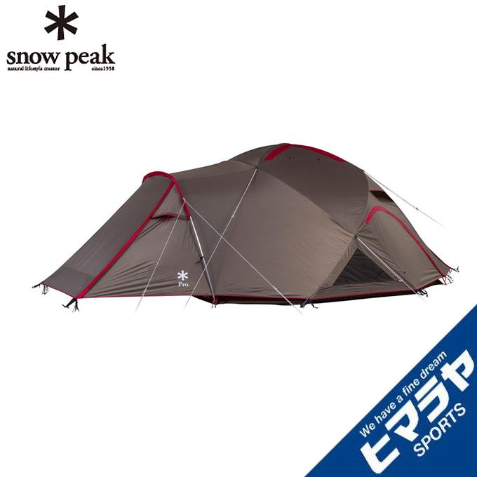【5/5はクーポンで1000円引&エントリーかつカード利用で9倍】 スノーピーク テント ドームテント ランドブリーズPro.4 SD-644 snow peak