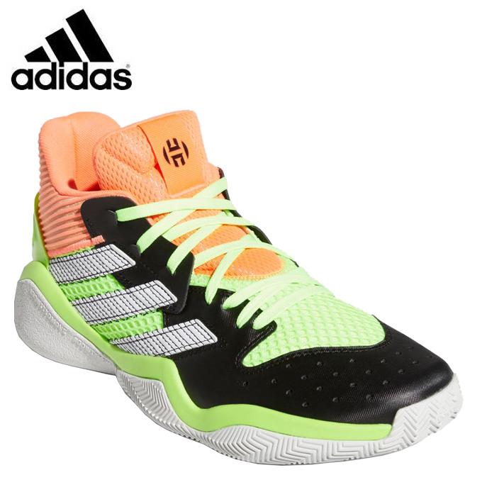 【エントリーで14倍 8/10~8/11まで】 アディダス バスケットシューズ メンズ ハーデン ステップバック HARDEN STEPBACK EF9890 FBC59 adidas