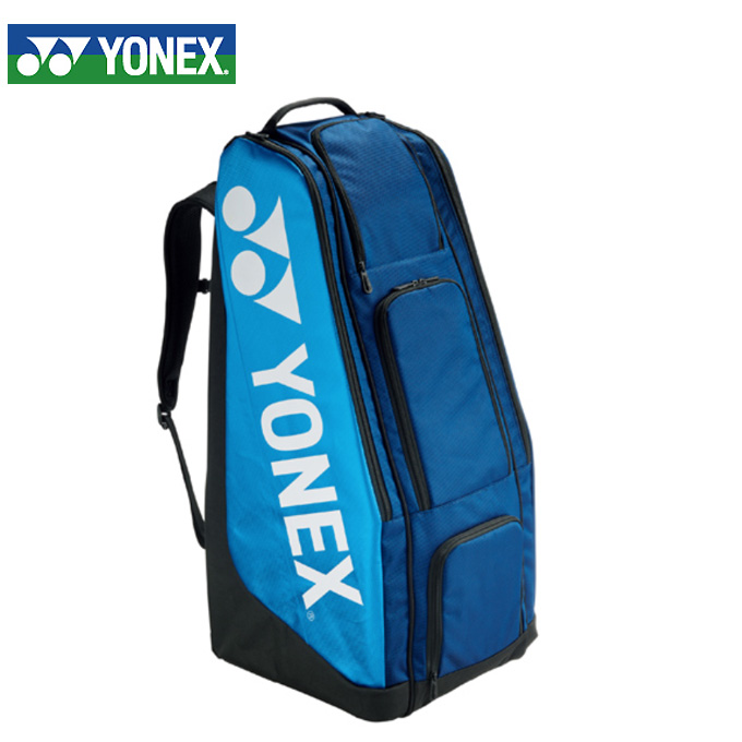 購入後レビュー記入でクーポンプレゼント中 ヨネックス テニス 爆買いセール バドミントン ラケットリュック 贈答品 YONEX 2本 メンズ BAG2003 レディース