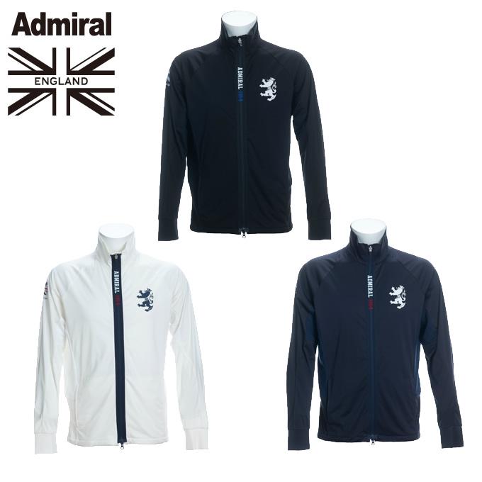 【エントリーで9倍 8/10~8/11まで】 アドミラル Admiral ゴルフウェア ブルゾン メンズ スプラッシュジャケット ADMA010