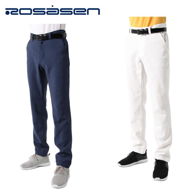 ロサーセン ROSASEN ゴルフウェア ロングパンツ メンズ リランチェツイルパンツ 044-72412