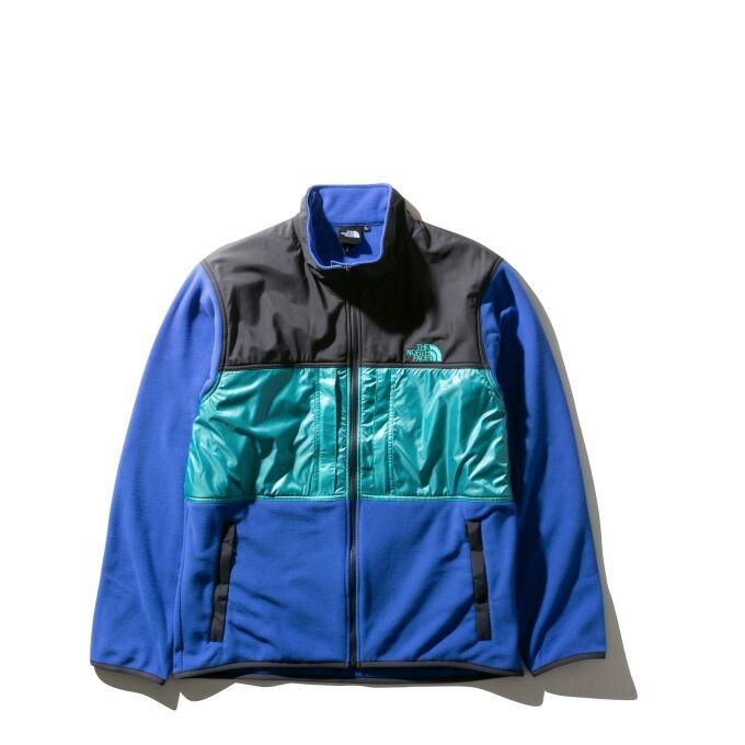 【5/5はクーポンで1000円引&エントリーかつカード利用で5倍】 ノースフェイス フリース メンズ Bright Side Fleece Jacket ブライトサイドフリースジャケット NL22031 TB THE NORTH FACE