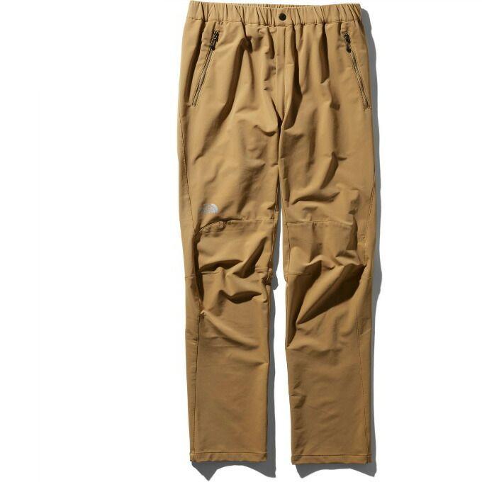 【エントリーで5倍 8/10~8/11まで】 ノースフェイス ロングパンツ メンズ アルパインライトパンツ Alpine Light pants NT52927 KT THE NORTH FACE