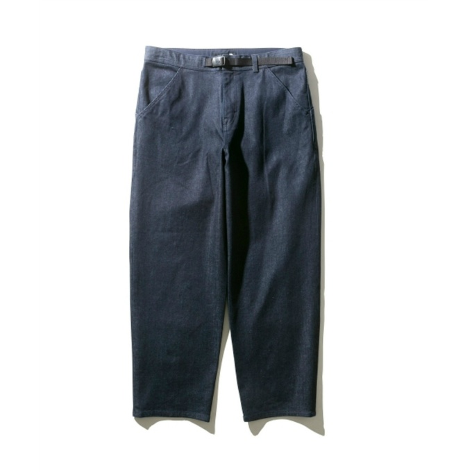 ノースフェイス ロングパンツ メンズ デニムクライミングバギーパンツ Denim Climbing Baggy pants NB32004 ID THE NORTH FACE