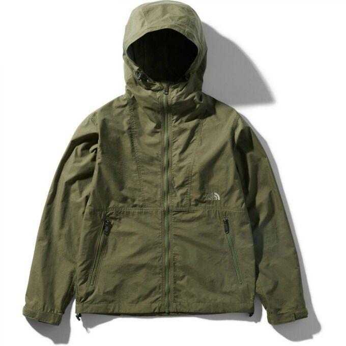 【エントリーで5倍 8/10~8/11まで】 ノースフェイス アウトドア ジャケット レディース コンパクトジャケット Compact Jacket NPW71830 BG THE NORTH FACE
