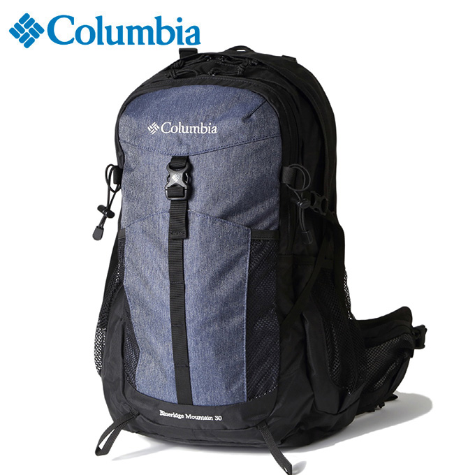 【エントリーで9倍 8/10~8/11まで】 コロンビア リュックサック 30L メンズ レディース ブルーリッジマウンテン30 PU8383 439 Columbia 日帰り登山