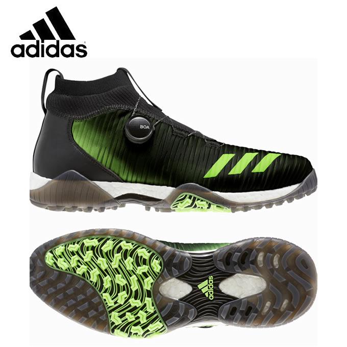 アディダス ゴルフシューズ メンズ スパイクレス コードカオス ボア CodeChaos Boa Golf Shoes EE9105 EPC16 adidas