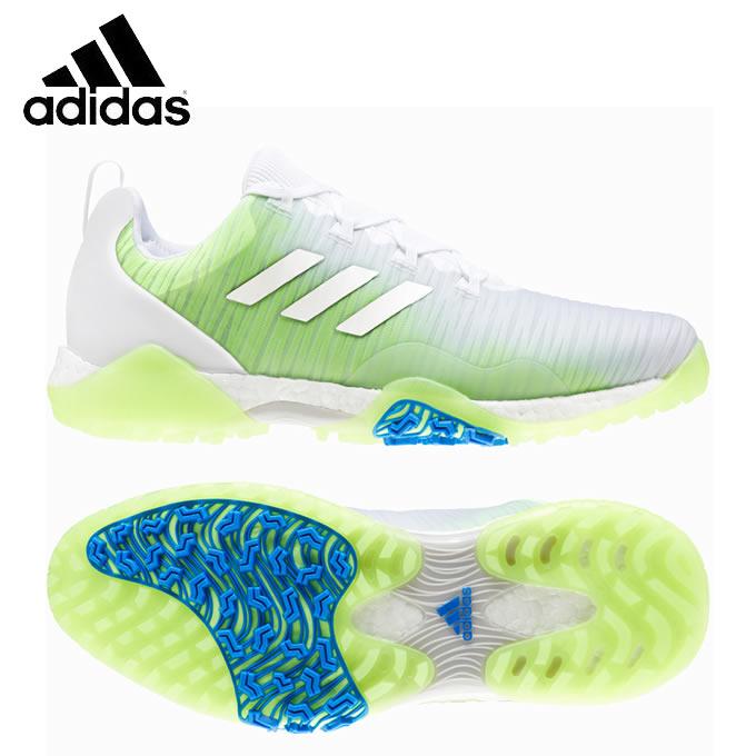 アディダス ゴルフシューズ スパイクレス メンズ コードカオス EE9101 EPC15 adidas