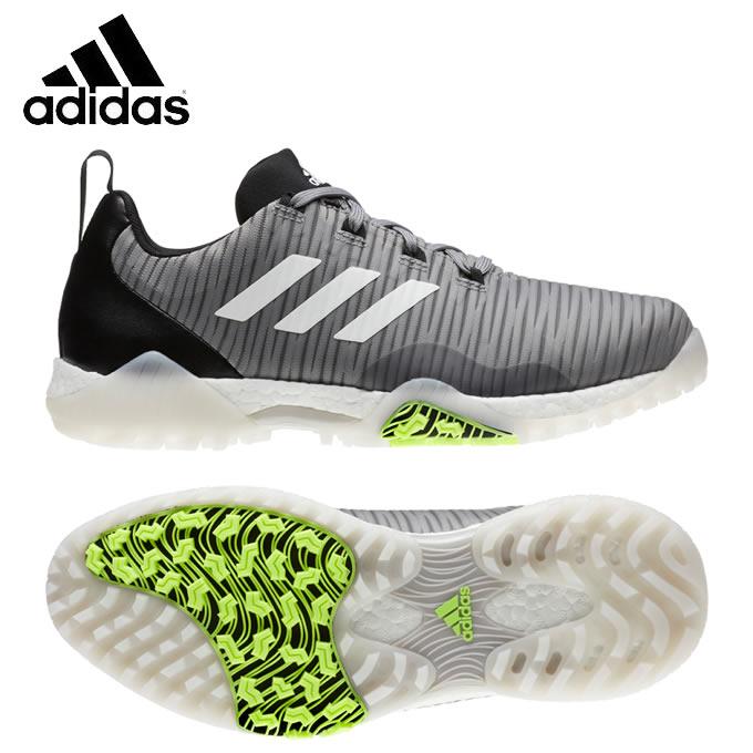 アディダス ゴルフシューズ スパイクレス メンズ コードカオス EE9103 EPC15 adidas