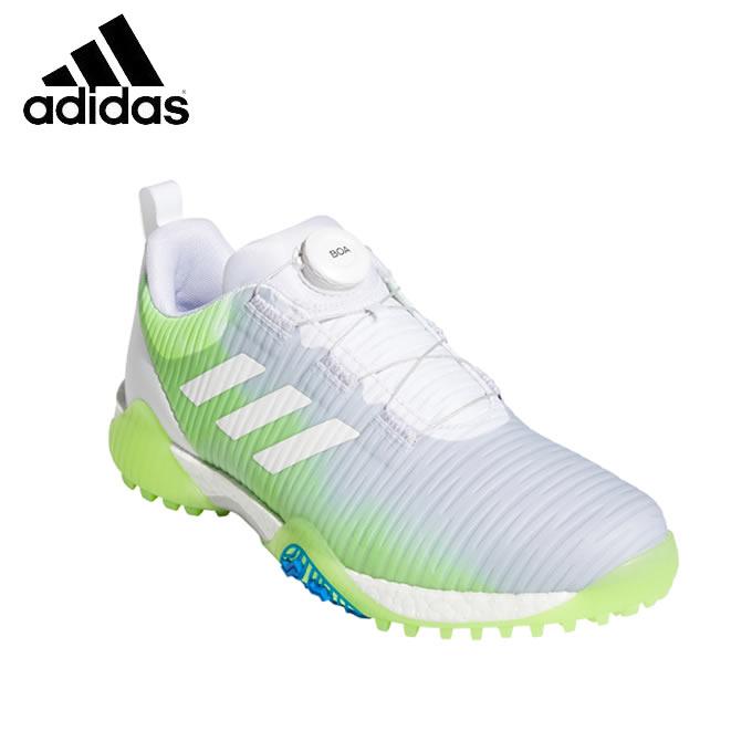 アディダス ゴルフシューズ スパイクレス メンズ コードカオス ボア ロウ FV2521 KXJ34 adidas