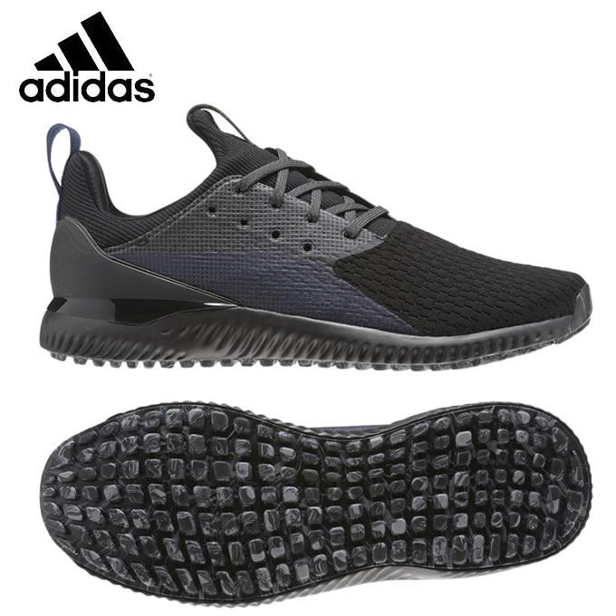 アディダス ゴルフシューズ スパイクレス メンズ アディクロス バウンス2 TEX ADICROSS BOUNCE 2.0 EE9161 EPC39 adidas