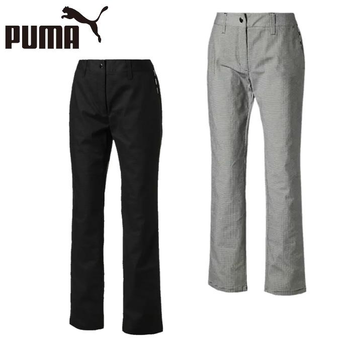 プーマ ゴルフウェア ロングパンツ レディース ウィメンズ テーパード パンツ 930064 PUMA