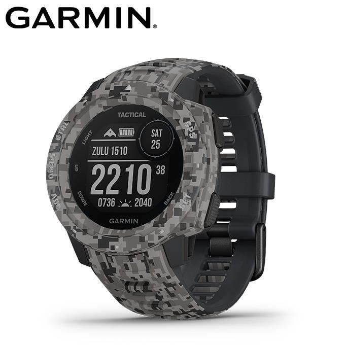 ガーミン ランニング 腕時計 GPS付 メンズ レディース Instinct 010-02064-C2 GARMIN