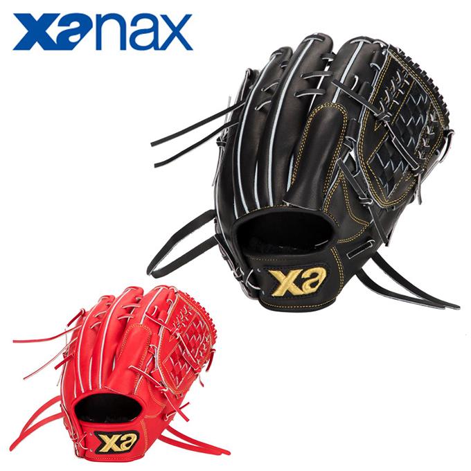 【5/5はクーポンで1000円引&エントリーかつカード利用で5倍】 ザナックス XANAX 野球 硬式グラブ 投手用 メンズ トラスト BHG13020