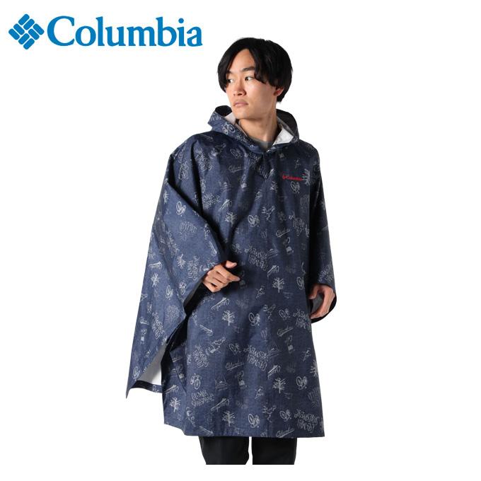 コロンビア ポンチョ メンズ スペイパインズ PU0100 465 Columbia