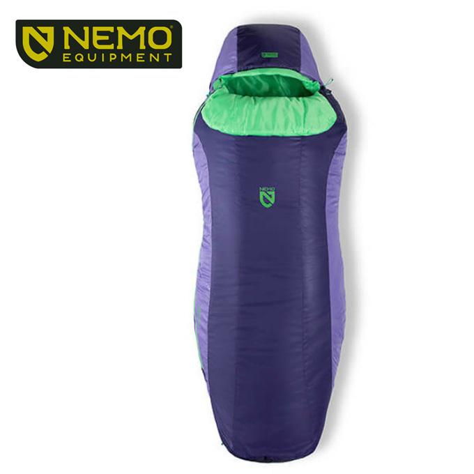 ニーモ NEMO マミー型シュラフ レディース TEMPO20 Women's テンポ20 W's NM-TMP-W20