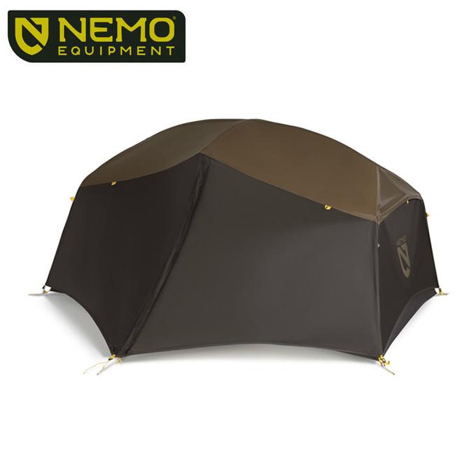 【5/5はクーポンで1000円引&エントリーかつカード利用で5倍】 ニーモ テント ツーリングテント オーロラストーム AURORA STORM 3P NM-ARST-3P-CY NEMO