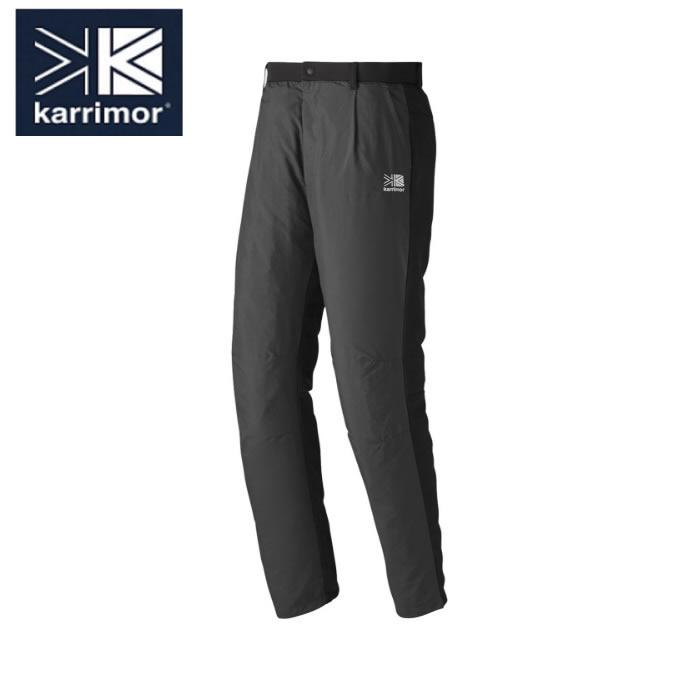 【5/5はクーポンで1000円引&エントリーかつカード利用で5倍】 カリマー karrimor ロングパンツ メンズ トラベラー パンツ traveler pants 3P04UBJ2 Black
