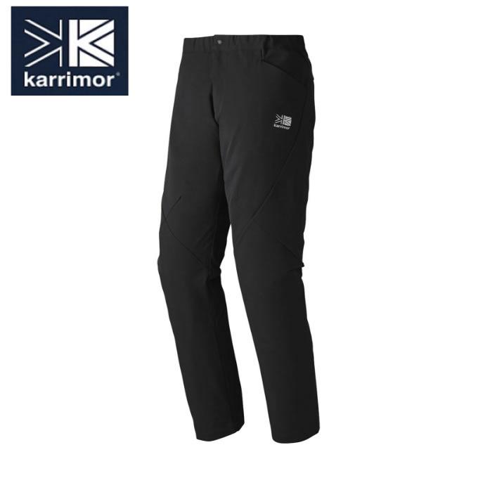【5/5はクーポンで1000円引&エントリーかつカード利用で5倍】 カリマー karrimor ロングパンツ メンズ クスコ パンツ cusco pants 3P02MBJ2 Black