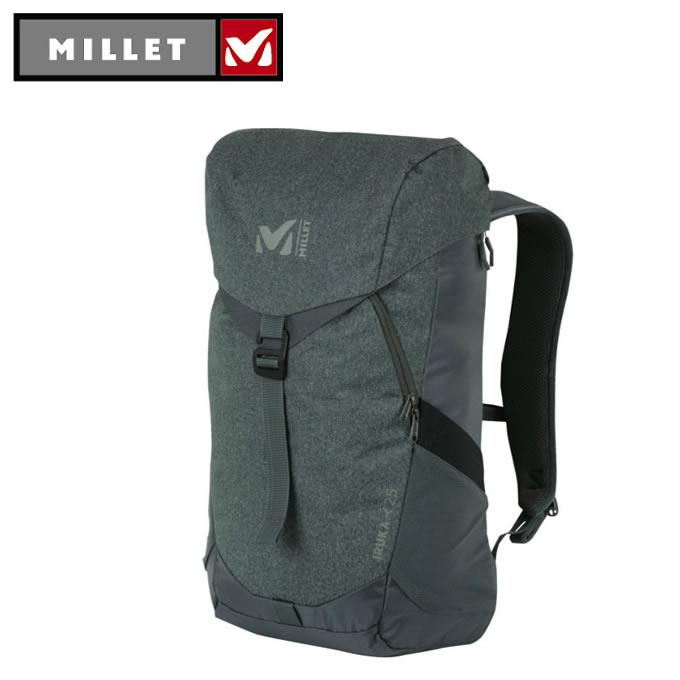 ミレー MILLET バックパック メンズ レディース イルカ 25 MIS2204 8786