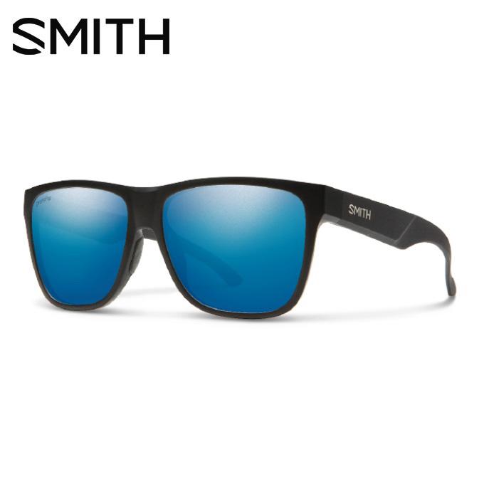 【エントリーで14倍 8/10~8/11まで】 スミス SMITH 偏光サングラス Lowdown XL 2 Matte Black LOWDOWN XL2 MTBK/CP P BLM