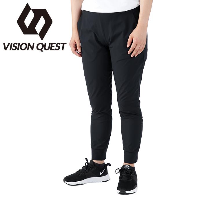 ビジョンクエスト VISION QUEST ロングパンツ レディース テーパードパンツ VQ451302J01:ヒマラヤ店