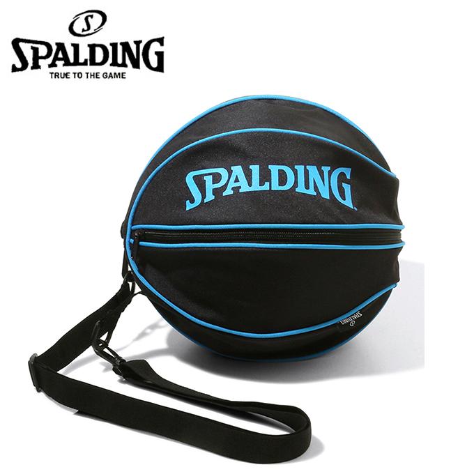 購入後レビュー記入でクーポンプレゼント中 スポルディング SPALDING 49-001CY ボールバッグ 超定番 無料 シアン