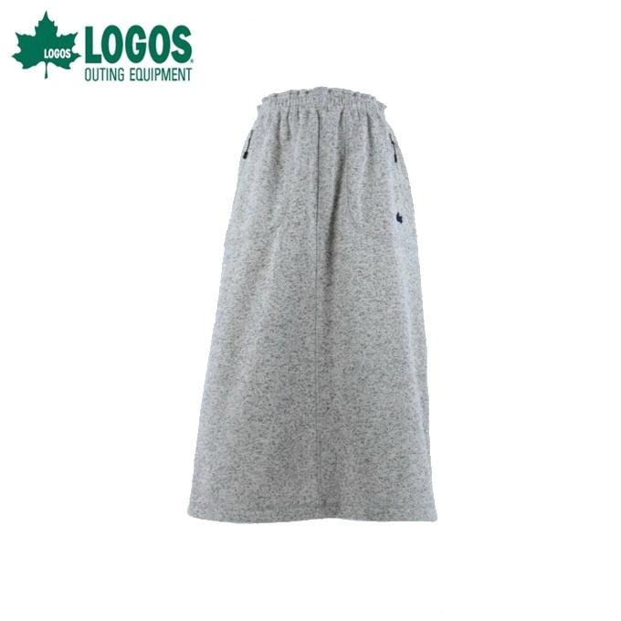 購入後レビュー記入でクーポンプレゼント中 ロゴス LOGOS 送料無料新品 訳あり品送料無料 スカート ラップウォームロングスカート レディース 0486-8490 19