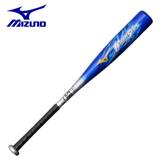 購入後レビュー記入でクーポンプレゼント中 推奨 ミズノ 野球 少年軟式バット ジュニア Seasonal Wrap入荷 少年軟式用ブライトスターズ 平均360g MIZUNO 27 1CJFY12168 68cm FRP製