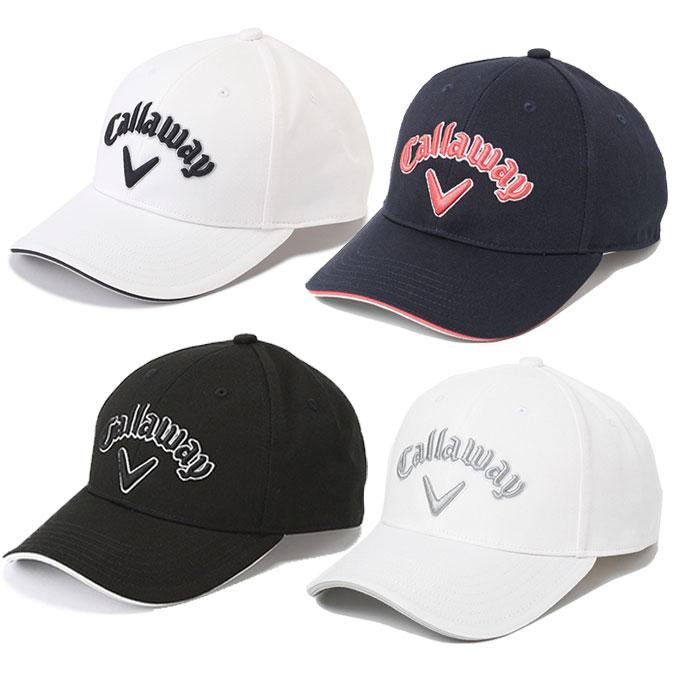 購入後レビュー記入でクーポンプレゼント中 キャロウェイ 付与 ゴルフ キャップ レディース 至上 ベーシックキャップ Callaway 241-1991803