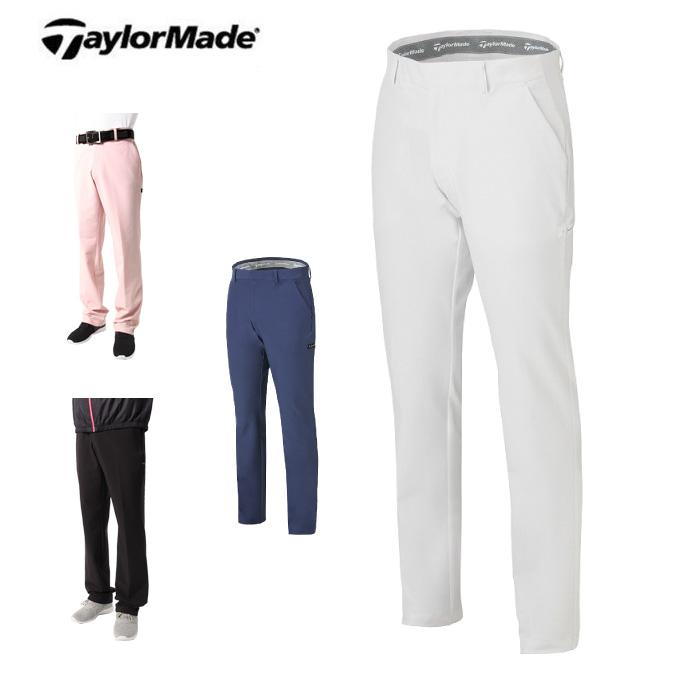 購入後レビュー記入でクーポンプレゼント中 安心の実績 高価 買取 強化中 卓抜 テーラーメイド TaylorMade ゴルフウェア メンズ TB127 ベーシックパンツ ロングパンツ