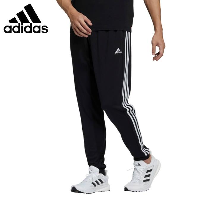 購入後レビュー記入でクーポンプレゼント中 アディダス スポーツウェア ジャージ ロングパンツ メンズ MH パンツ 爆買いセール 3ST 早割クーポン GN0747 ウォームアップ adidas ジョガー JKL61