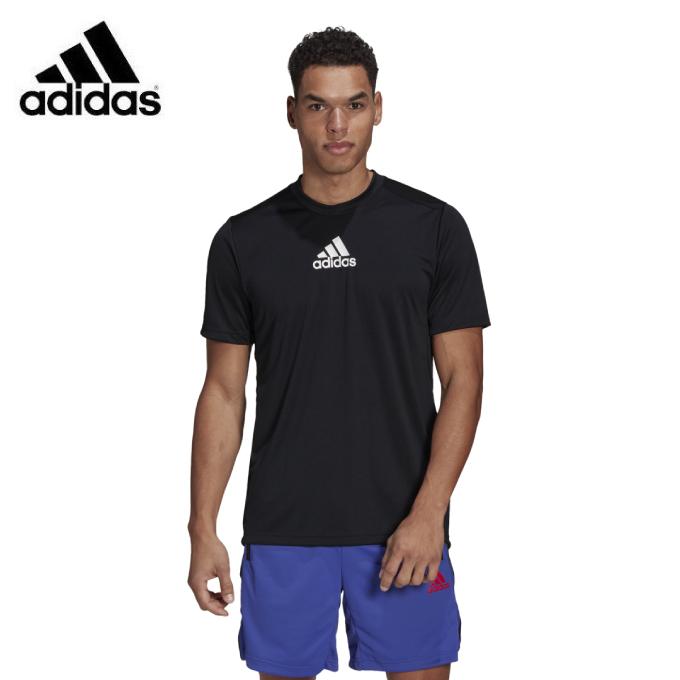 購入後レビュー記入でクーポンプレゼント中 アディダス 2020モデル Tシャツ 半袖 メンズ [ギフト/プレゼント/ご褒美] 28890-GM2126 3ストライプス D2M adidas