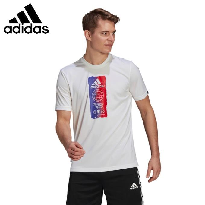 購入後レビュー記入でクーポンプレゼント中 日本最大級の品揃え アディダス Tシャツ 半袖 メンズ FTO ICN GL3262 売れ筋ランキング adidas グラフィックTシャツ 28952