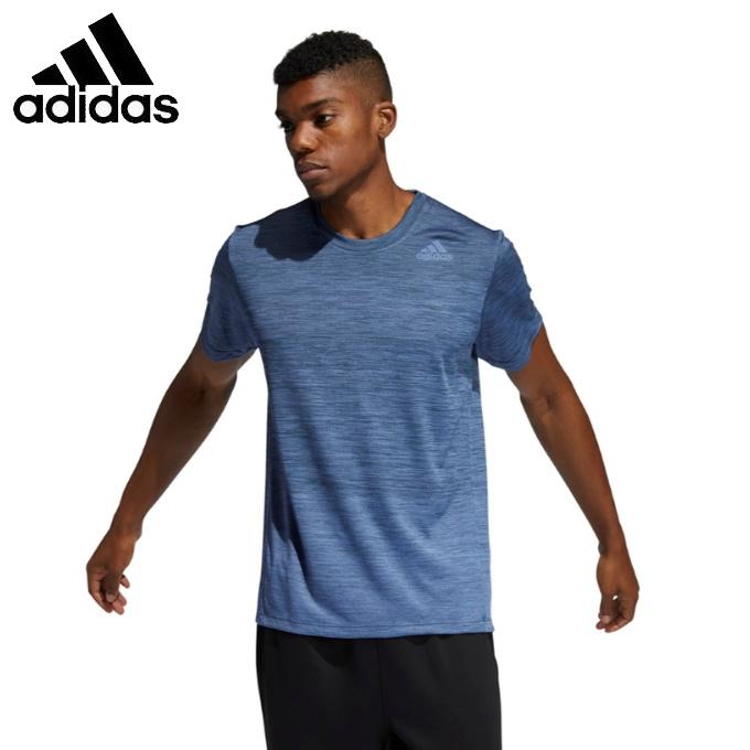 購入後レビュー記入でクーポンプレゼント中 アディダス Tシャツ 半袖 メンズ 最安値に挑戦 テック adidas GLC04 グラデーション GM0636 商店