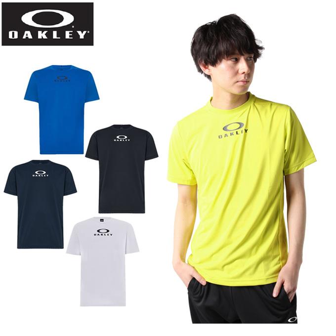 購入後レビュー記入でクーポンプレゼント中 オークリー Tシャツ 半袖 最安値に挑戦 メンズ 感謝価格 ENHANCE OAKLEY 11.0 FOA402202 CREW SS