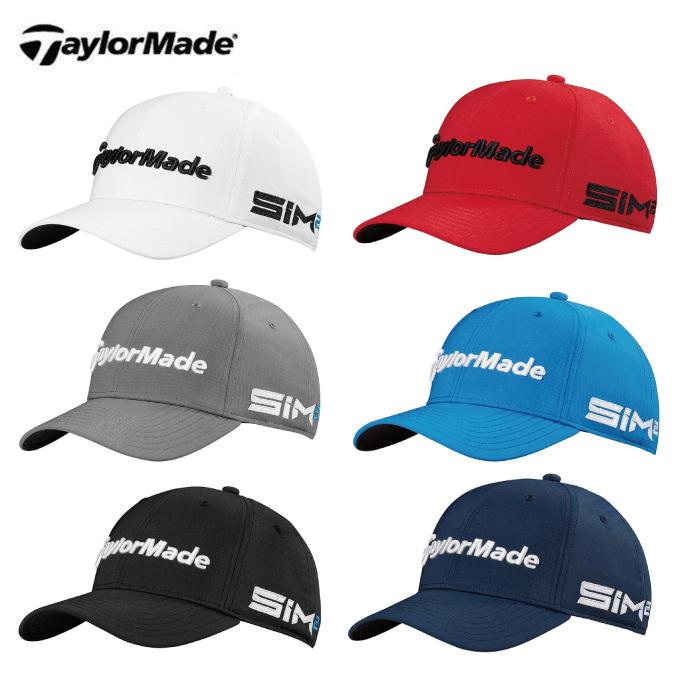 セール価格 購入後レビュー記入でクーポンプレゼント中 今季も再入荷 テーラーメイド TaylorMade ゴルフ メンズ TA843 キャップ ツアーレーダーキャップ