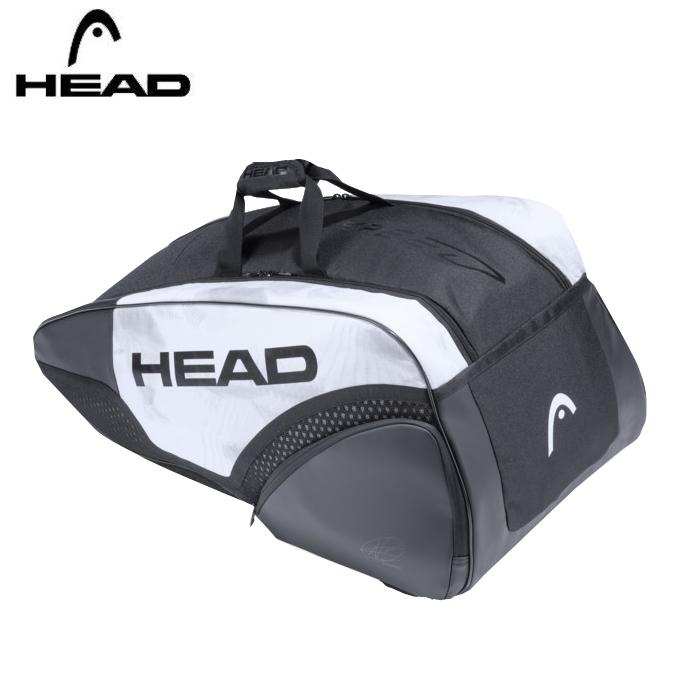 購入後レビュー記入でクーポンプレゼント中 ヘッド HEAD テニス バドミントン ラケットバッグ 9本用 メンズ 40%OFFの激安セール DJOKOVIC ジョコビッチ 283101 9R 大注目 レディース SUPERCOMBI スーパーコンビ