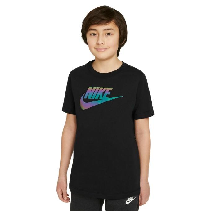 購入後レビュー記入でクーポンプレゼント中 ナイキ Tシャツ 半袖 ジュニア ビッグキッズTシャツ DH6523-010 Big Kids' NIKE 毎日続々入荷 T-Shirt マーケティング