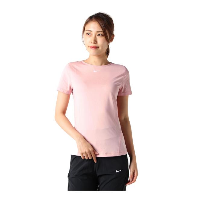 購入後レビュー記入でクーポンプレゼント中 ナイキ Tシャツ 半袖 レディース NIKE 贈り物 ストア MESH AO9952-630