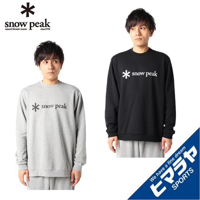 購入後レビュー記入でクーポンプレゼント中 スノーピーク スウェットパーカー いよいよ人気ブランド メンズ Printed Logo Sweat Hoodie フーディ プリンテッド peak ロゴ 並行輸入品 スイート SPS-SW-21SU002 snow