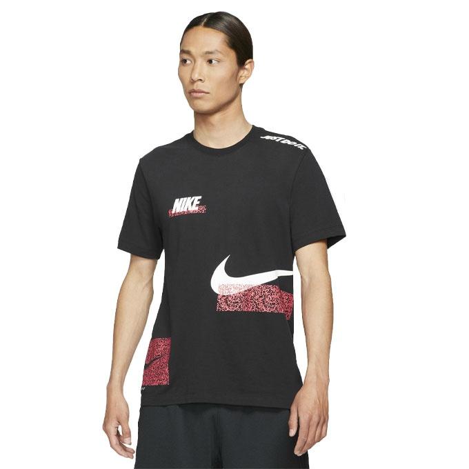 購入後レビュー記入でクーポンプレゼント中 ナイキ Tシャツ 半袖 メンズ DFC オフ 通常便なら送料無料 スラブ NIKE DA1781-010 S PLCMT 賜物