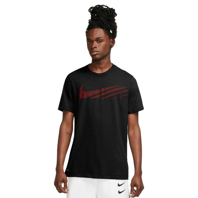 購入後レビュー記入でクーポンプレゼント中 メイルオーダー ナイキ Tシャツ 半袖 DA1763-010 ドライフィット 販売期間 限定のお得なタイムセール NIKE メンズ